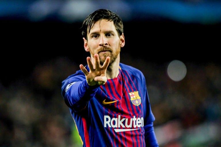 Le FC Barcelone se prononce sur la santé de Lionel Messi