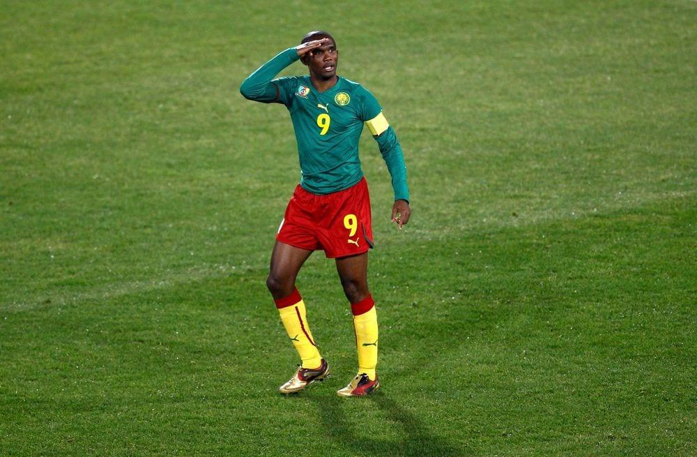 Samuel Eto'o : «Au début, mes parents n'ont pas accepté le fait que je joue au football»