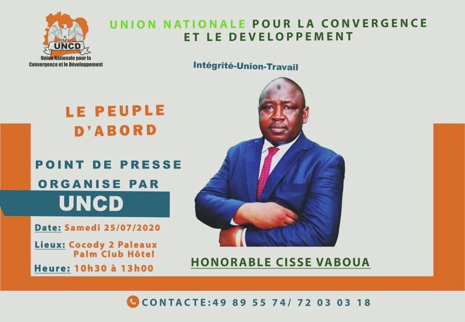 Côte d'ivoire: UNCD, un nouveau parti politique est né