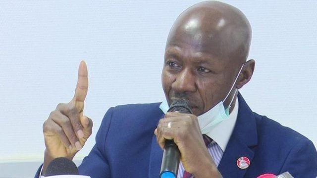 Nigeria : le directeur de l'agence anti-corruption arrêté pour corruption