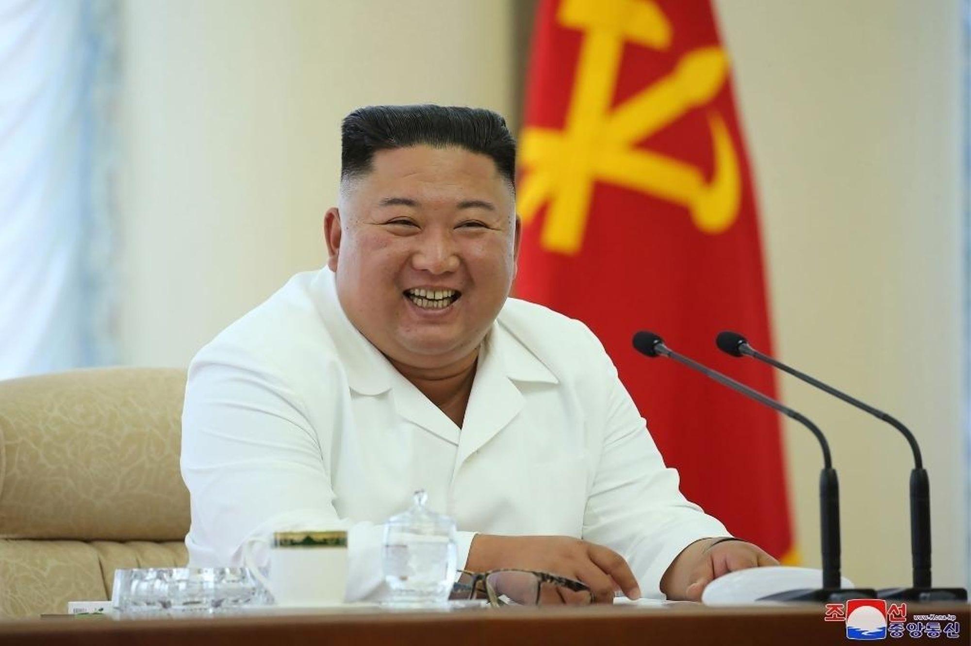 Kim Jong Un ordonne le licenciement des responsables d'un chantier important