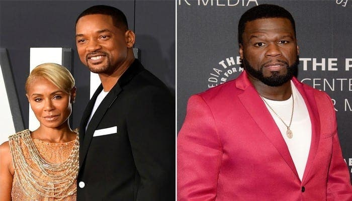 50 CENT SANS PITIÉ, S'EN PREND À WILL SMITH