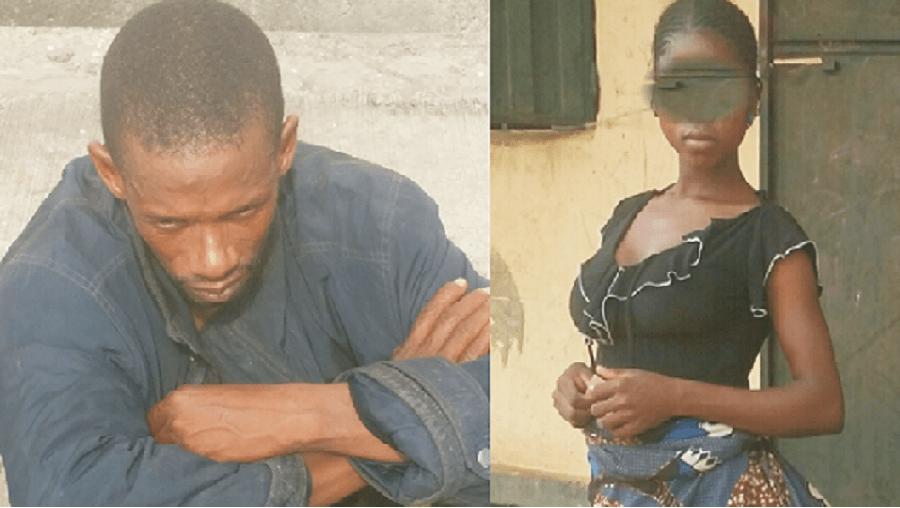 Un homme enceinte sa fille de 15 ans car il a peur qu'un autre homme profite d'elle