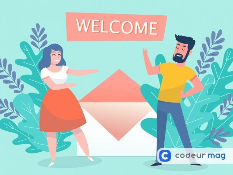 6 emails à intégrer dans votre scénario de bienvenue