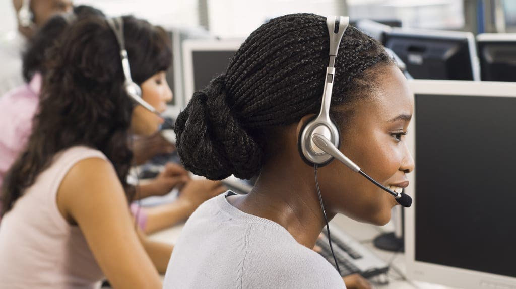 Recrutement Des Agents Pour Call Center Chez  INCC