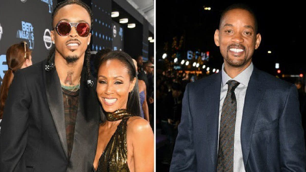 AUGUST ALSINA ADMET ÊTRE SORTI AVEC JADA SMITH, AVEC L'APPROBATION DE SON MARI WILL SMITH