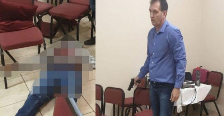 Afrique du Sud : 2 voleurs abattus par un fidèle d'une église lors d'un braquage