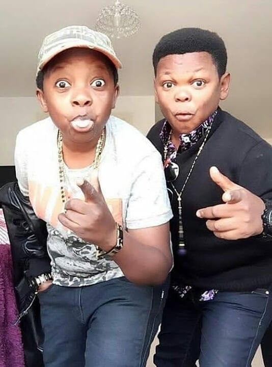 Qui sont en réalité les célèbres acteurs nigérians «Aki and Pawpaw»?