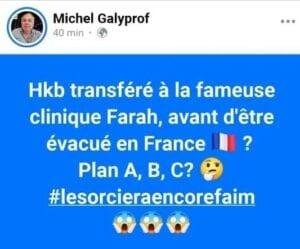 Rumeurs sur l'état de santé d'Henri Konan Bédié, voici la vérité