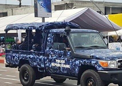 Vol de «Kpanman» au Bénin : un policier arrêté