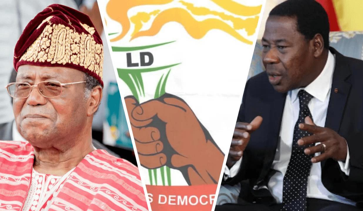 Bénin: L'ancien président   Boni Yayi lance un nouveau parti politique