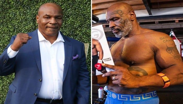 Boxe : Mike Tyson annonce son retour pour un combat exhibition avec Roy Jones