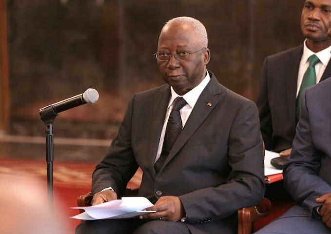 Côte d'Ivoire : L'ancien Premier ministre Seydou Elimane Diarra est mort