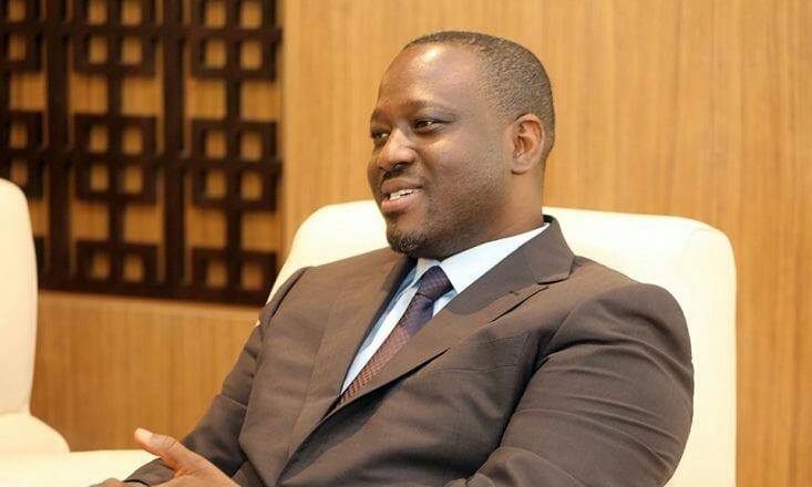 Côte d'Ivoire : Le Trésor veut bloquer les comptes en banque de  Guillaume Soro