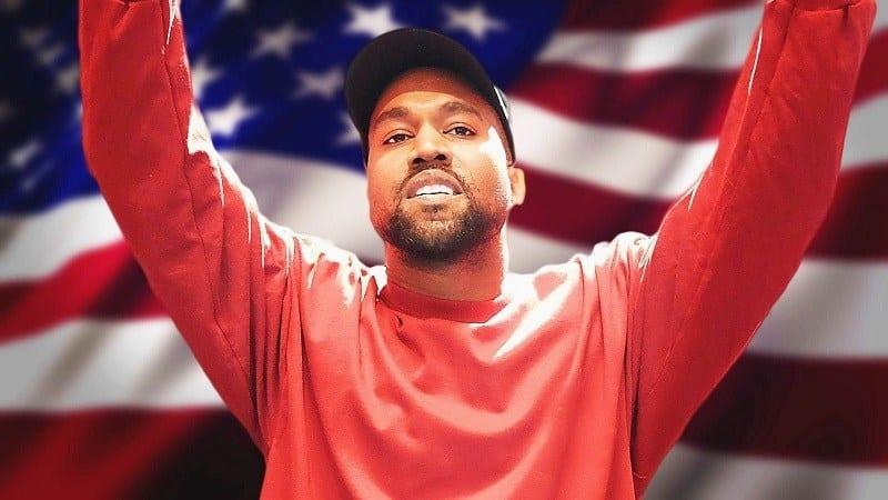 Présidentielle aux Etats-Unis: Découvrez l'étrange colistière de Kanye West