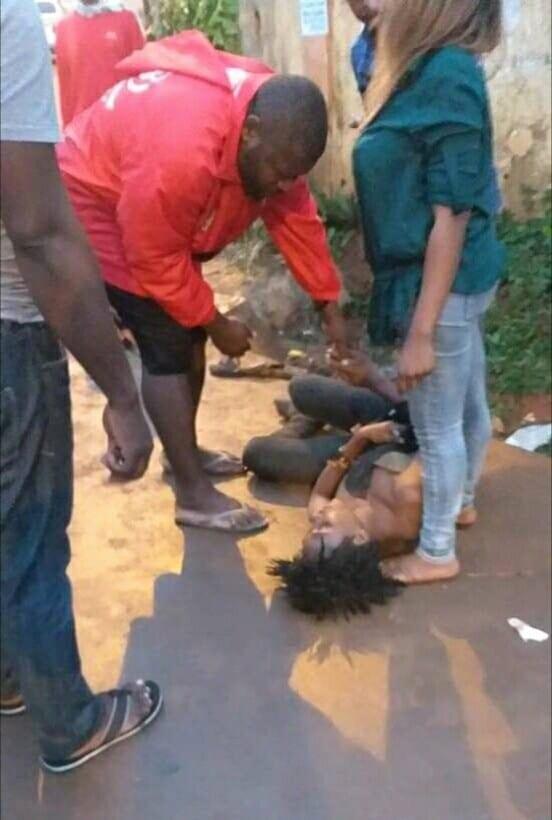 Cameroun : Une femme  tabassée par un dragueur en colère
