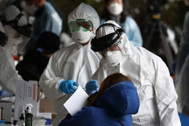 Coronavirus aux États-Unis : un test nasal tourne mal