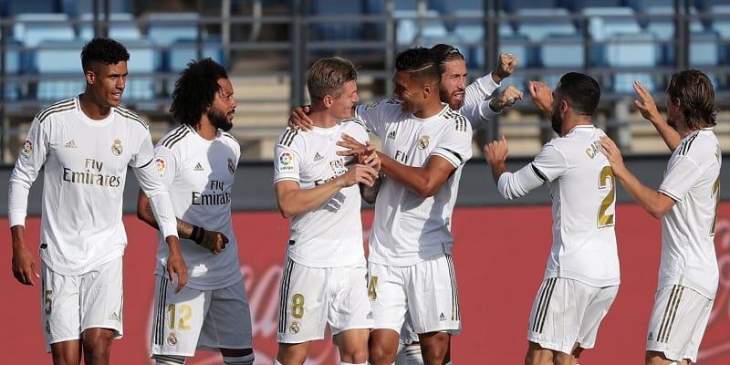 Six (6) mois de prison requis contre un joueur du Real Madrid