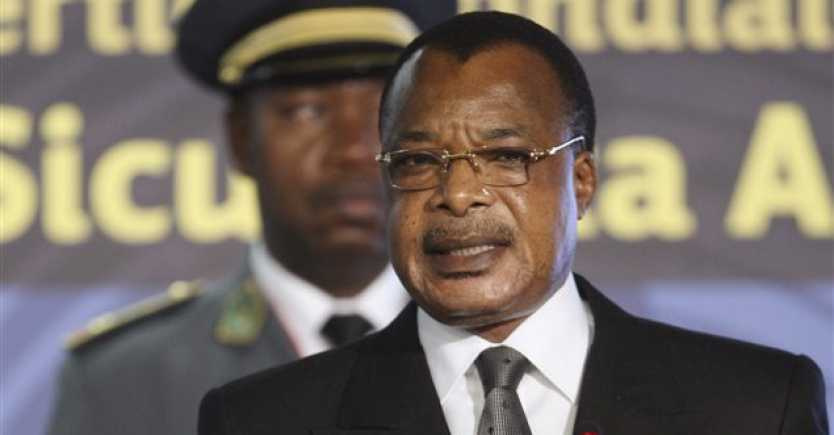 La justice française ordonne la vente d'un avion du président Denis Sassou Nguesso