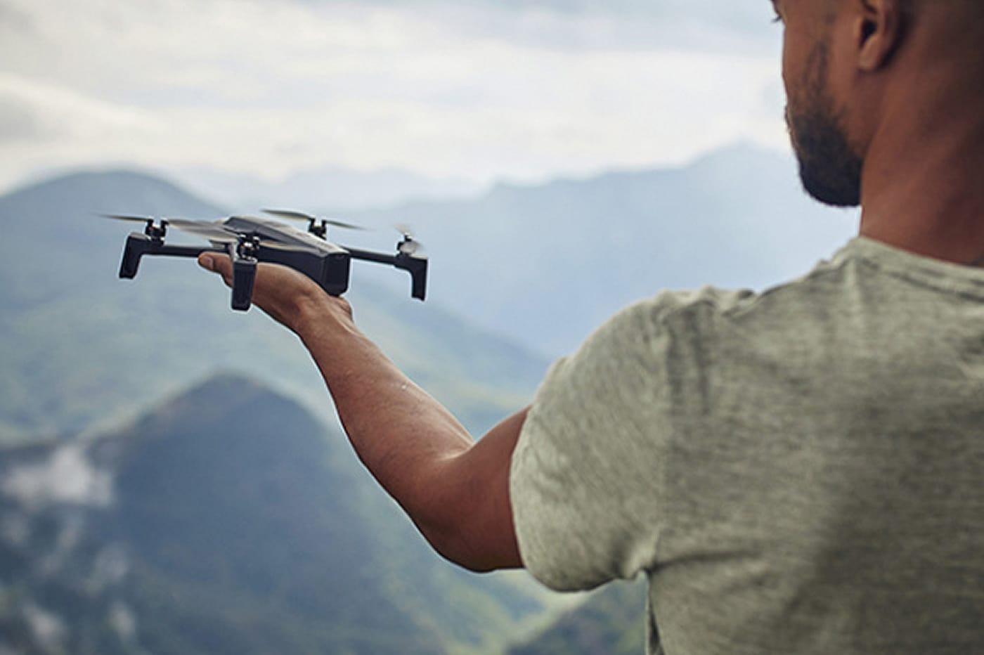 EN PLUS DE L'ARMÉE, PARROT S'APPRÊTERAIT À FOURNIR SES DRONES À LA POLICE