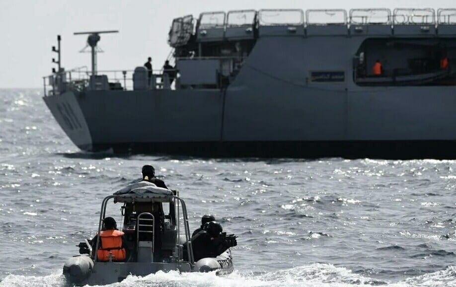 Enlèvement des marins européens au large des côtes béninoises