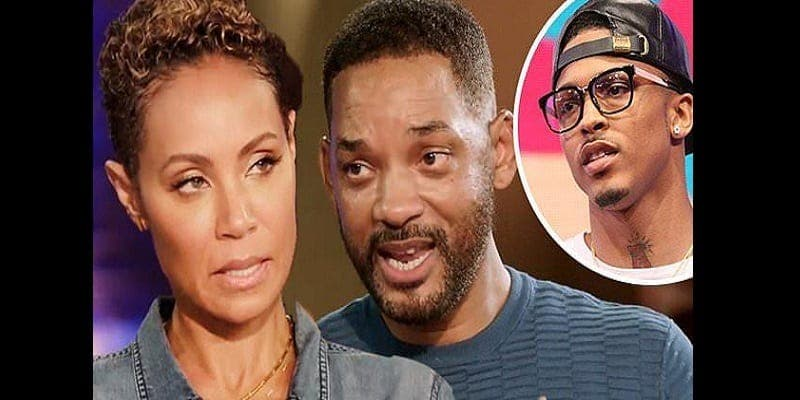FACE À SON MARI WILL SMITH, JADA PINKETT CONFIRME L'AVOIR TROMPÉ AVEC LE RAPPEUR AUGUST ALSINA