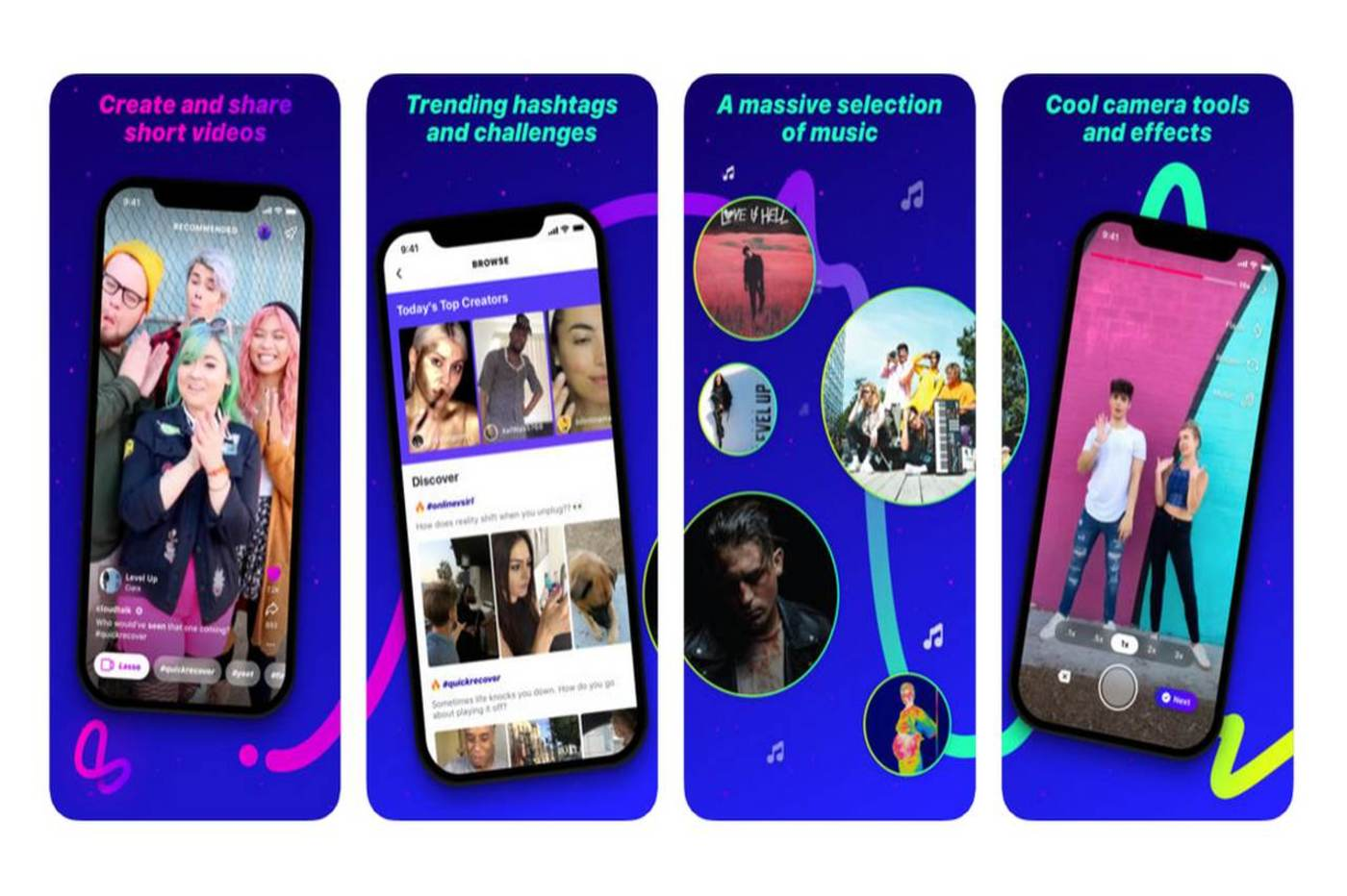 FACEBOOK VA FERMER SON APPLICATION CLONE DE TIKTOK