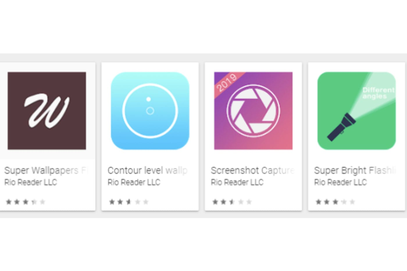 GOOGLE SUPPRIME 25 APPLICATIONS DU PLAY STORE EN RAISON DE VOLS D'IDENTIFIANTS FACEBOOK