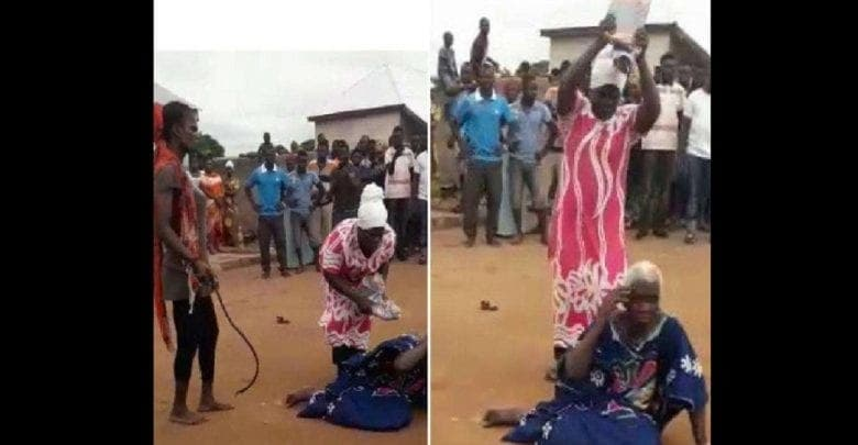 Ghana : accusée d'être une sorcière, une femme de 90 ans battue à mort – vidéo