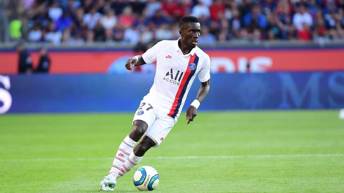 PSG : Idrissa Guèye de retour dans le groupe après trois semaines d'absence