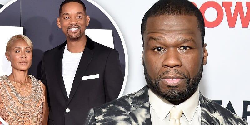 Infidélité : 50 Cent clashe sévèrement Will Smith