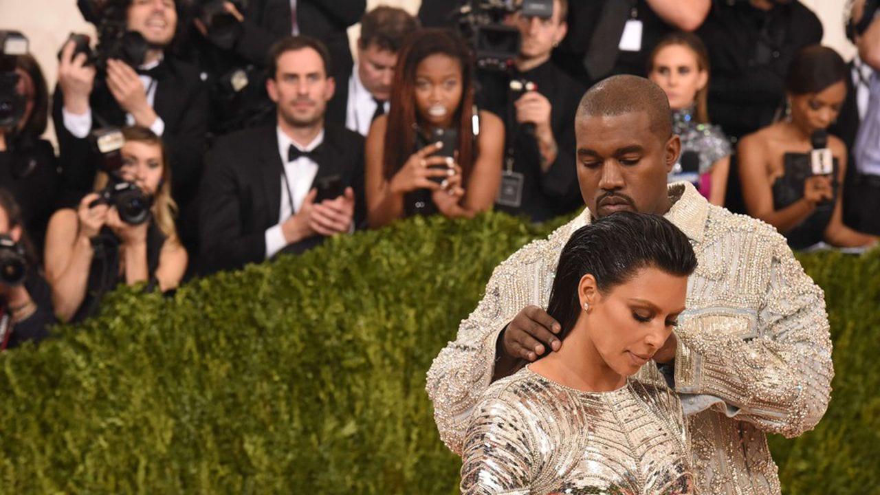 Le clan Kardashian s'inquiète de la santé mentale de Kanye West