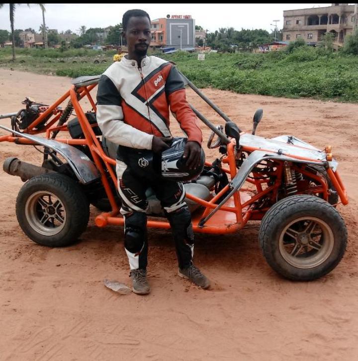 Togo : Découvrez le jeune talent qui a créé sa propre marque de véhicules
