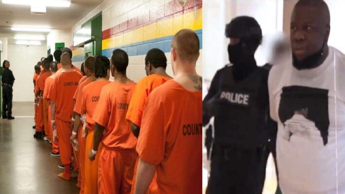 L'ARNAQUEUR NIGÉRIAN HUSHPUPPI AURAIT ÉTÉ TESTÉ POSITIF AU COVID-19 EN PRISON