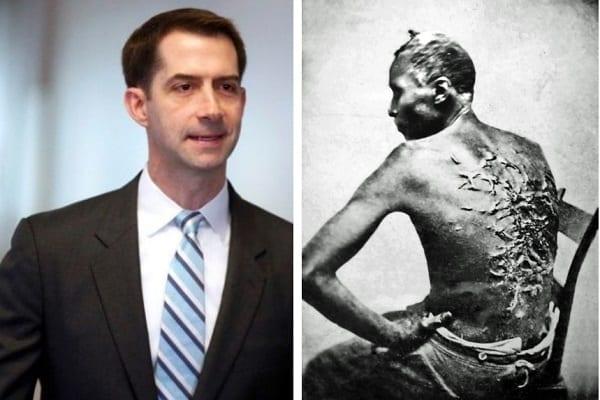 « L'esclavage était un mal nécessaire pour construire l'Amérique », un sénateur américain crée la polémique