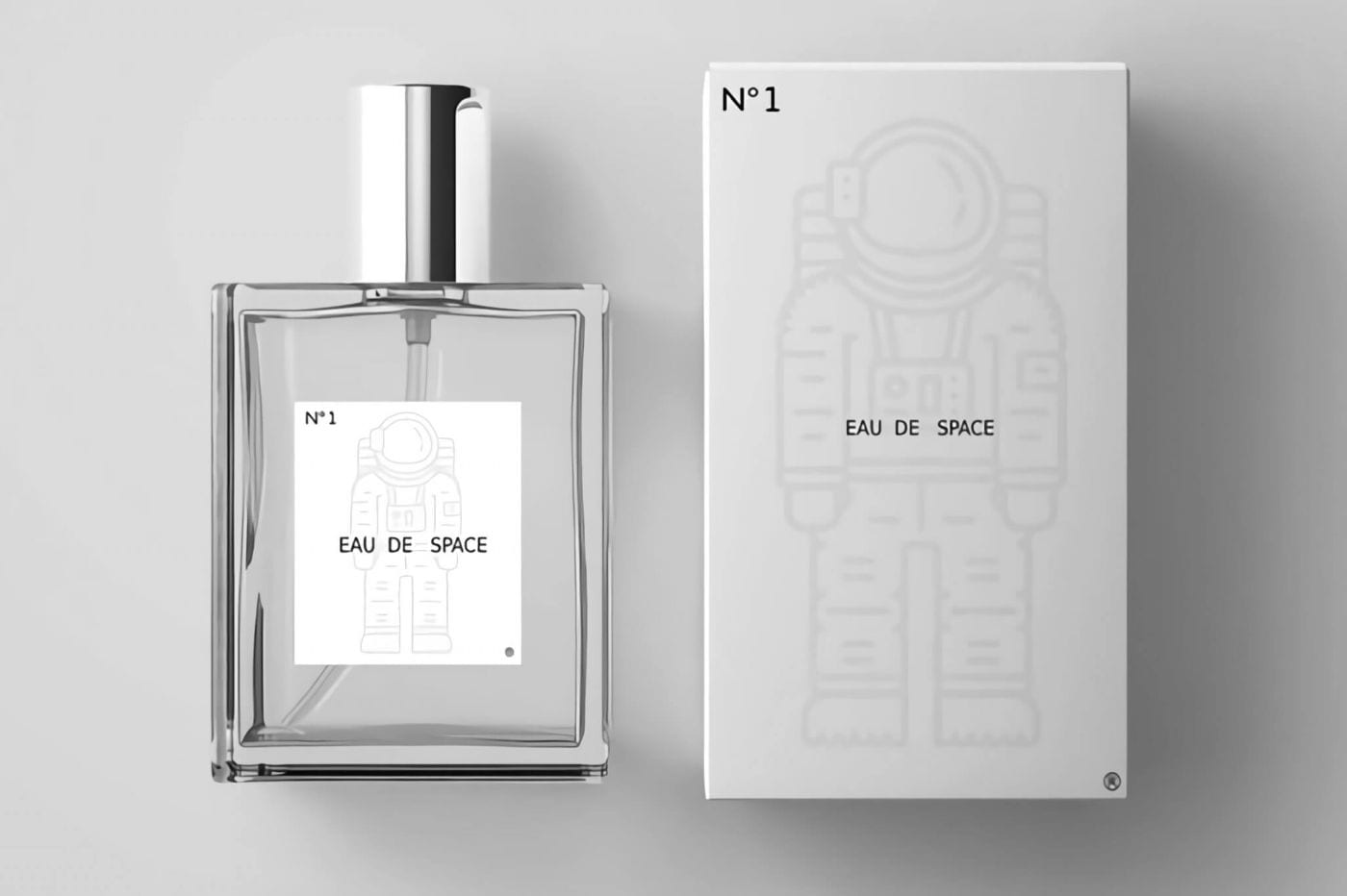 LA NASA A DÉVELOPPÉ UN PARFUM REPRODUISANT L'ODEUR DE L'ESPACE