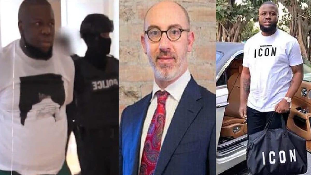 « LE FBI A KIDNAPPÉ MON CLIENT », DIXIT L'AVOCAT DE HUSHPUPPI