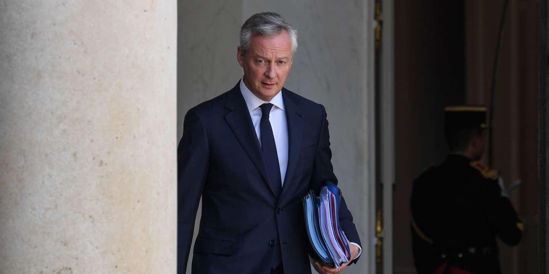 LE MAIRE PROMET 30 MILLIARDS D'EUROS POUR LA TRANSITION ÉCOLOGIQUE