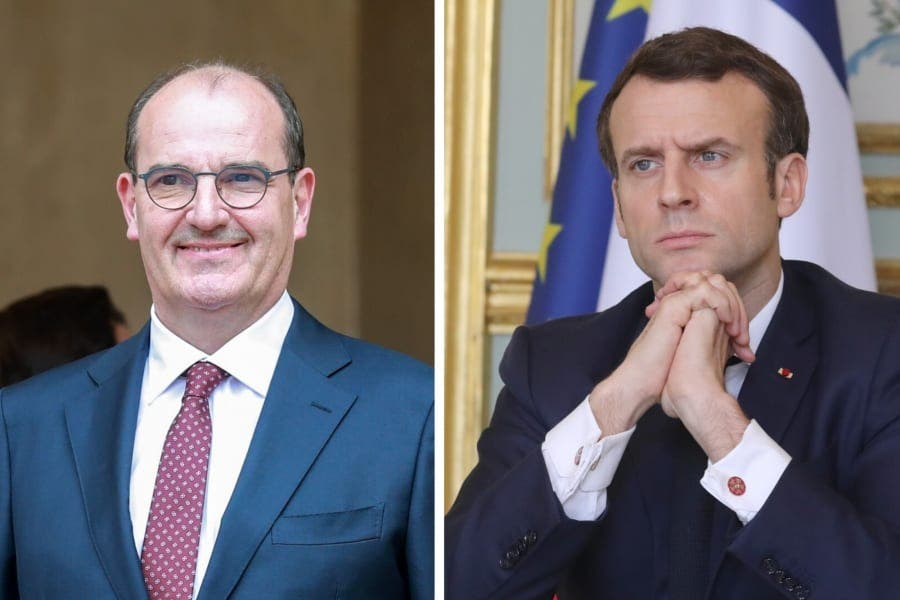 LE NOUVEAU GOUVERNEMENT DE JEAN CASTEX DÉVOILÉ