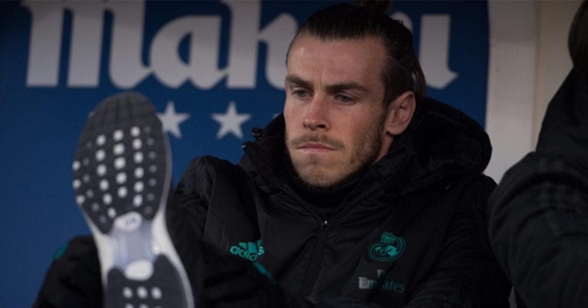 LES SUPPORTERS DE MADRID NE SUPPORTENT PLUS LE MANQUE D'ATTITUDE DE BALE