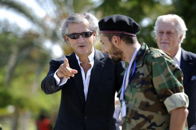 LIBYE : LES COULISSES DE LA VISITE ÉCLAIR DE BHL EN TRIPOLITAINE