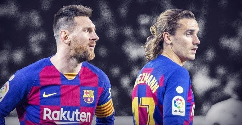 Ligue des Champions : Barcelone, une menace plane sur Messi et Griezmann