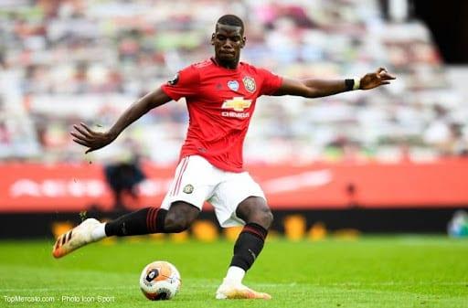 MAN UTD : LE DISCOURS LUCIDE DE POGBA – FOOTBALL
