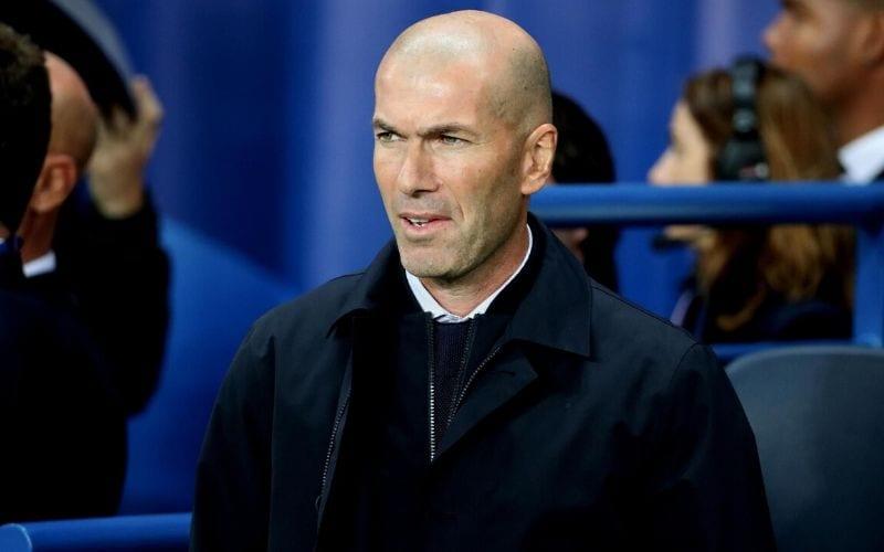 MERCATO – REAL MADRID : CE DOSSIER DE 65 MILLIARDS DE FCFA QUE ZIDANE POURRAIT PERDRE