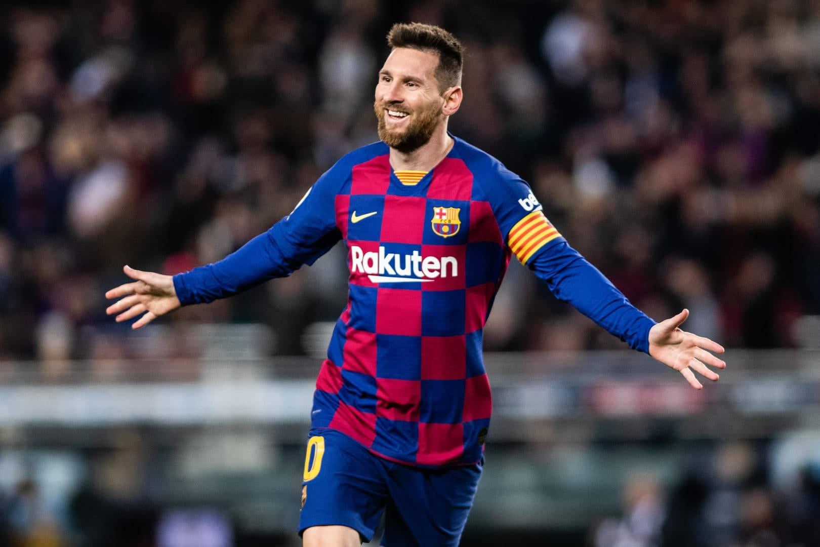 Messi est le premier joueur impliqué dans 1000 buts