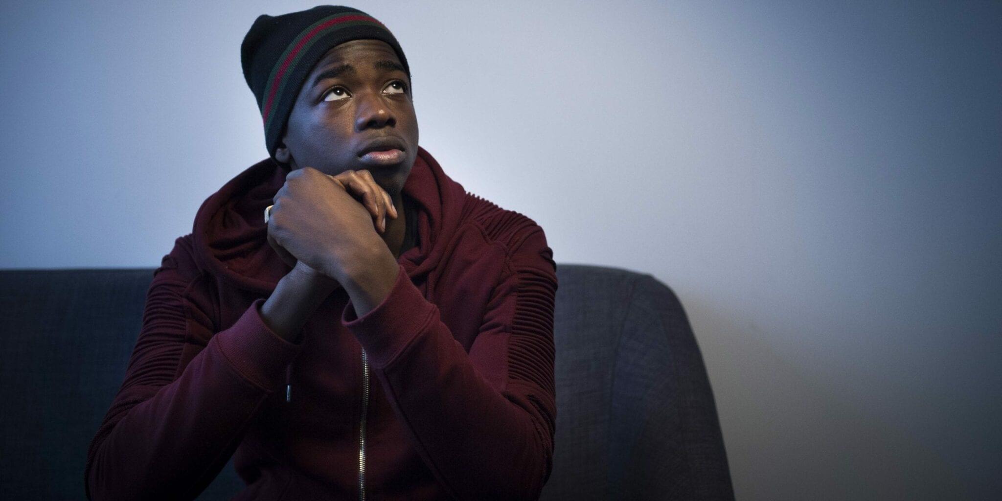 France : Après sa sortie de prison, voici les premiers mots de MHD