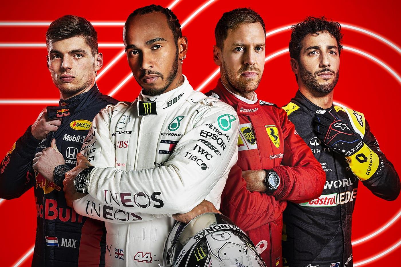 (TOUJOURS) LE MÊME EN (TOUJOURS) MIEUX ,F1 2020