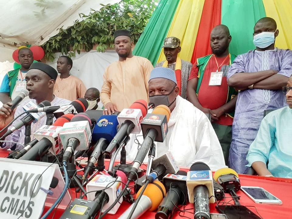 Mali/ Crise Socio-politique : Le M5-RFP refuse les solutions de la CEDEAO