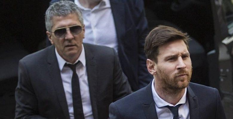 Messi: son père se rend à Milan en Italie, la presse affolée