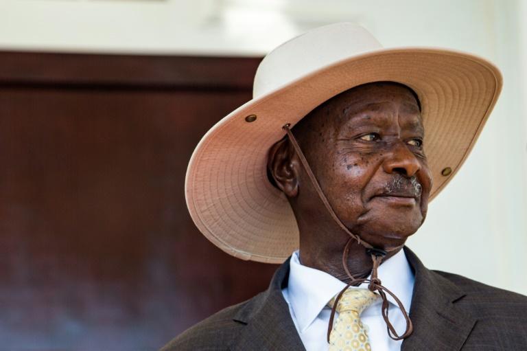 Ouganda : au pouvoir depuis 1986, Museveni désigné candidat à la présidentielle 2021